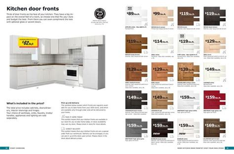 ikea kitchen cabinet catalog page 18 of ikea kitchens appliances 2011