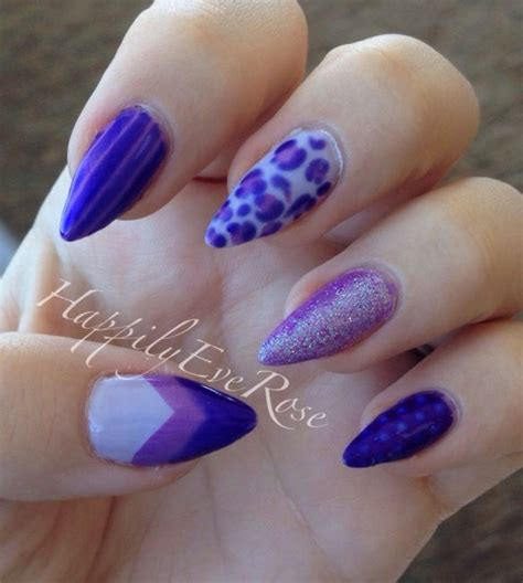 cute stiletto nail designs really cute nail art design on stiletto nail shape using