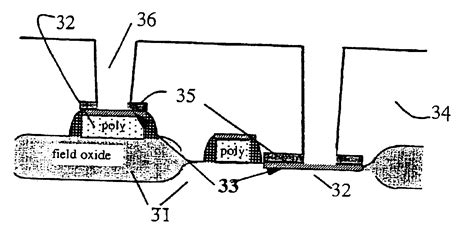 integrated circuit layers patent us6806501 integrated circuit sic layer patents