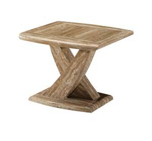 olympia marble end table blue interiors