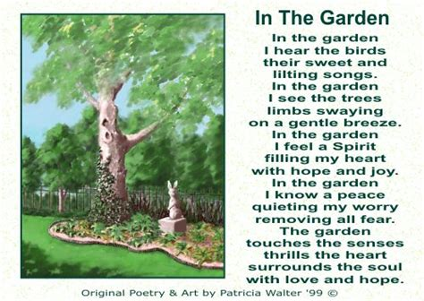Garden Poems by Poetry 2