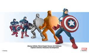 Disney Infinity Marvel Heroes Disney Infinity Powers Up With Marvel Heroes