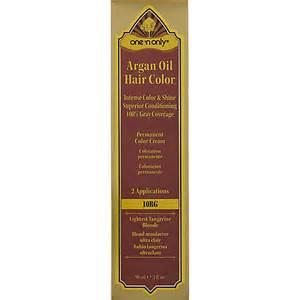 argan hair color one n only argan permanent hair color