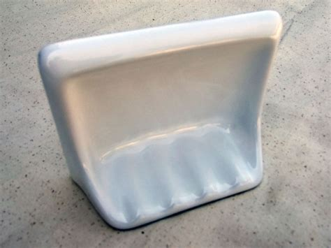 soap for bathtub ceramic tile in tub shower soap dish thinset mount 5 x 6