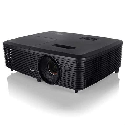 Optoma S341 3500 Ansi Lumens 3d Dlp Proyektor Projector Garansi 3thn optoma s341 3500 lumens svga dlp projector