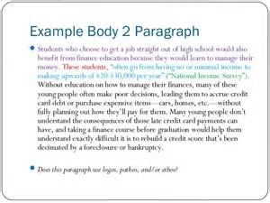 2 Paragraph Essay Format by Persuasive Essay
