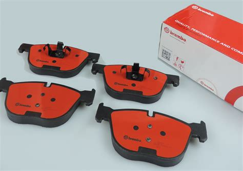 Brake Pad S New brembo front rear brake pads bmw x5 e53 set with
