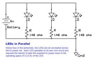 wiring led lights in parallel wiring get free image about wiring diagram