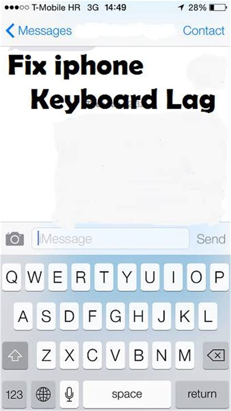 how to make iphone 5s 5 keyboard faster remove lag naldotech