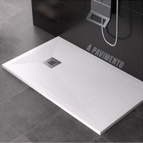 piatto doccia 60 x 60 solid surface piatto doccia su misura da 60 cm altezza 3