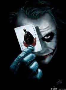 imagenes en 3d de joker joker小丑哭泣头像 qq头像大全