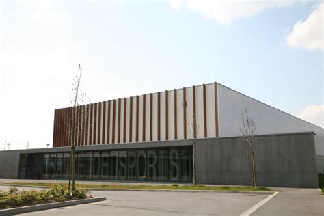 panoramio photo of salle des sports jacques secretin