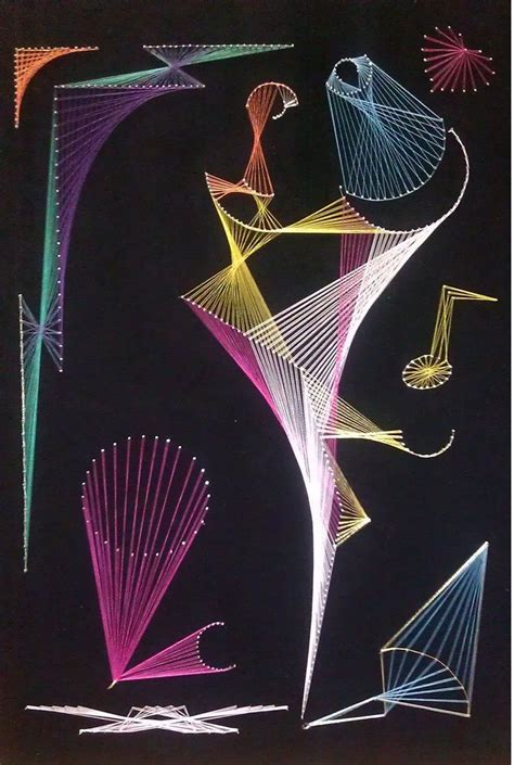 String Artists - 415 best string pattern ideas images on