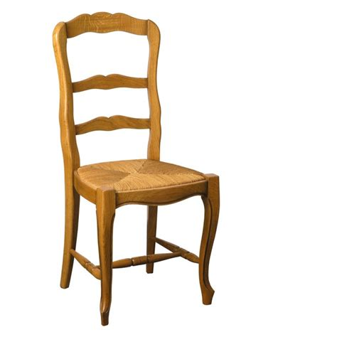 chaises paille chaise louis xv