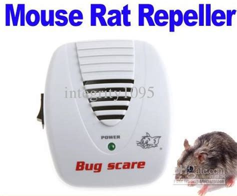 Anti Nyamuk Bug Scare Ultrasonic Rat Pest Repeller 1 buy electronic ultrasonic mouse mosquito rat pest