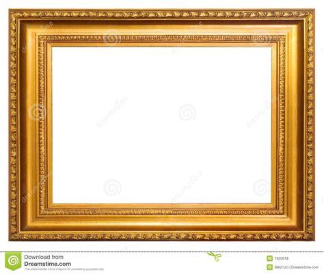 cornici 30x45 gouden frame stock foto afbeelding bestaande uit gouden