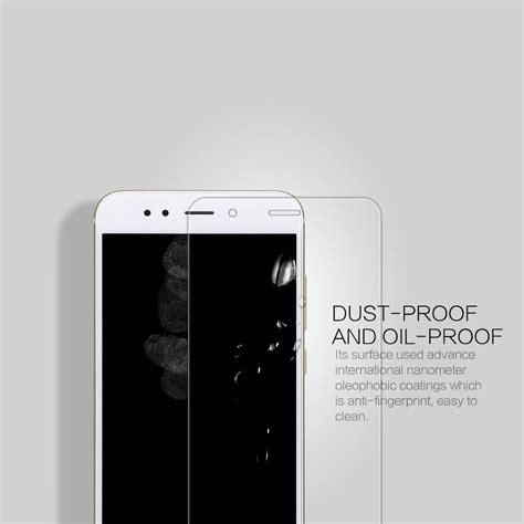 Xiaomi Mi A1 Mi 5x Tempered Glass Anti Gores Kaca Clear Screen 3 nillkin amazing h pro tempered glass screen protector for xiaomi mi5x mi 5x mi a1