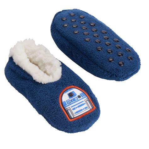 r2d2 slippers wars r2d2 slippers toddler boy blue
