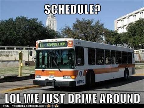 Meme Bus - utexas memes a picture course for longhorns