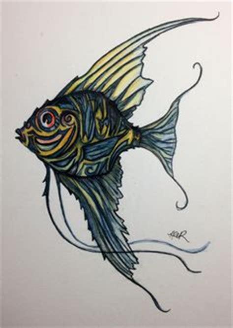 angel koi tattoo 1000 images about angelfish tattoos on pinterest