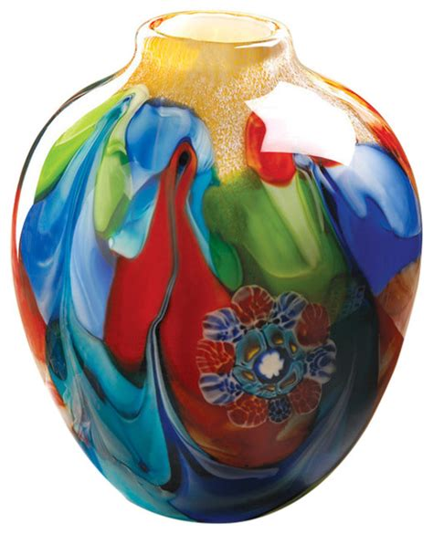 Fish Vase Home Goods by Floral Fantasia Glass Vase Vases By Home Goods