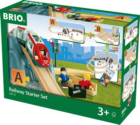 brio train starter set brio railway starter set 33773 online at papiton