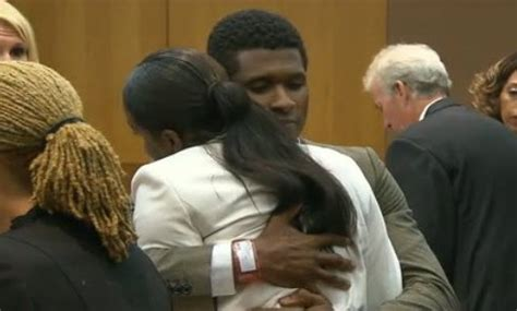 Ushers Dies In Atlanta by Usher Wins Custody Hearing Called By Ex Gives A