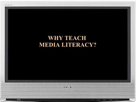 streaming videos for teaching media literacy media media for teaching