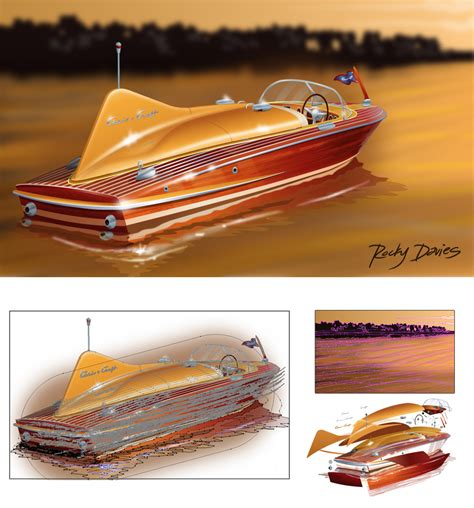 should i buy a boat or join a boat club chris craft cobra vector boat by rockydavies on deviantart