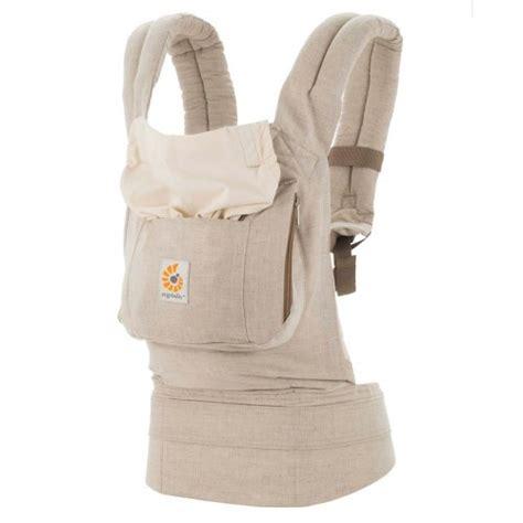 Ergo Baby Carrier Original Sailor ergo baby carrier in new linen the original ergonomic baby carrier