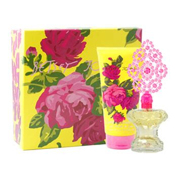 Betsey Johnson Edp 100ml For Original Parfum new betsey johnson perfume edp sh gel gift set ebay