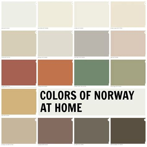 scandinavian colours image gallery scandinavian colors