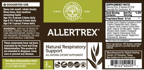 Best Lung Detox Programs by Allertrex Lung Cleanse Shop Our Store