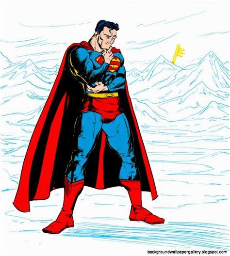 wallpaper cartoon superman cartoon superman character wallpapers hd background