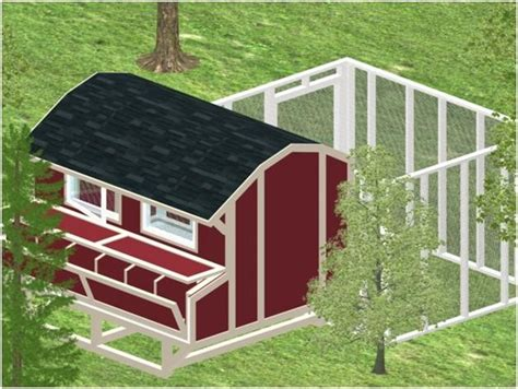 Poultry Shed Plans by How To Build A Chicken Coop Design Your Own Or Use Ready