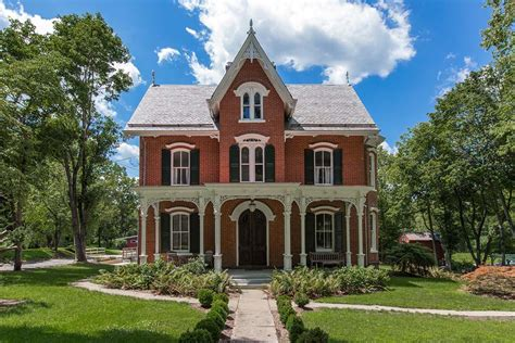 gothic revival homes for sale house of the week a gothic revival mansion on an old