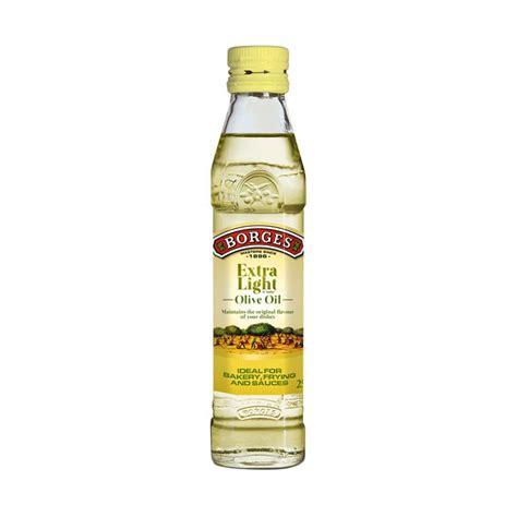 Minyak Zaitun Borges jual borges light olive minyak zaitun 250 ml