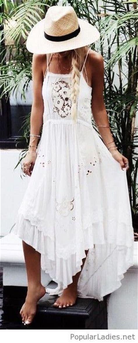Alesha Dress Preloved lace maxi white lace and boho on