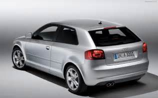 audi a3 and s3 sportback 2009 widescreen car