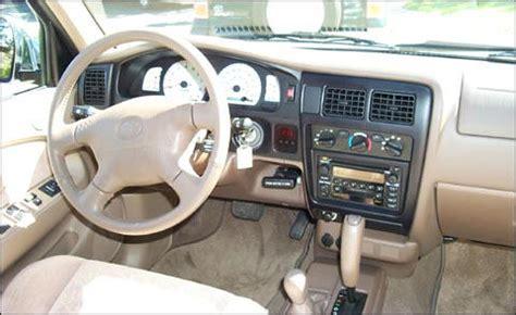 2001 Toyota Tacoma Interior by Pickuptruck Drive 2001 Toyota Tacoma