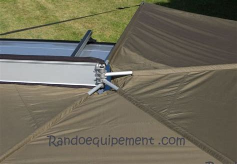 Diy 4wd Awning by Auvent Rhinorack 4x4 Foxwing Awning Sunseeker Store Pour Raid 4x4 Cing 4x4