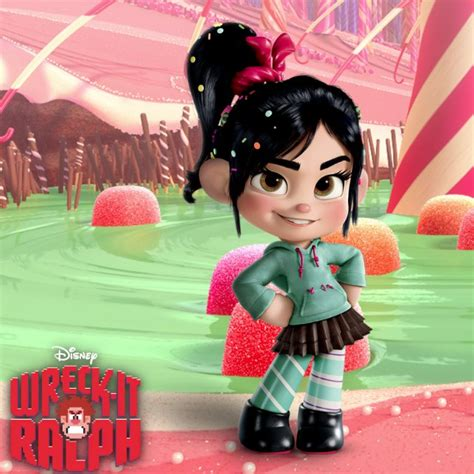 Gamis Pudle Pop wreck it ralph sugar characters popsugar entertainment