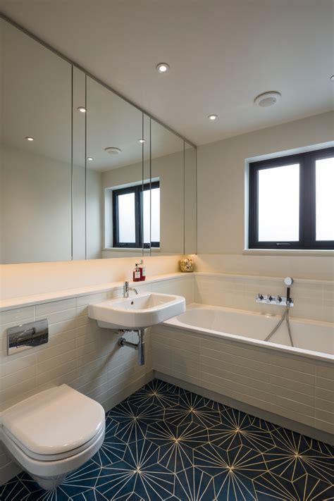 Pretty Bathroom Wall Pretty Cement Tile Convention Scandinavian Bathroom