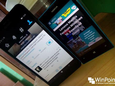 windows 10 lumia 520 tutorial review windows 10 mobile preview build 10166 pada lumia