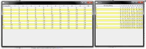 javax swing table swing java table change table format stack overflow