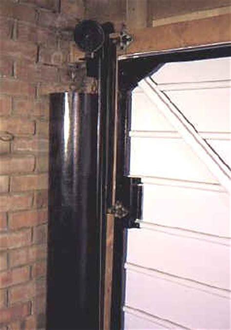 Door Weights Put The Weights Back Before The Sashes Garage Door Counterbalance