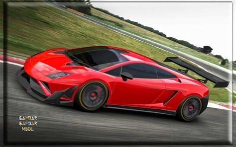 Foto Mobil Balap Gallardo Lamborghini Pinterest