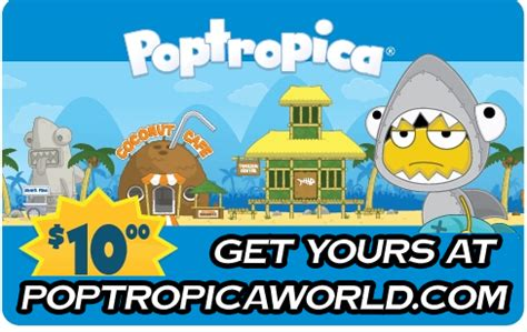 Poptropica Membership Giveaways - congratulations to shoeless hawk poptropicaworld com