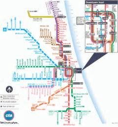 The Speed Of Light Is The Same In Every Medium Red Line Chicago Map