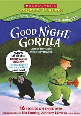 good night gorilla 1405263768 good night gorilla 767685244760 dvd barnes noble 174
